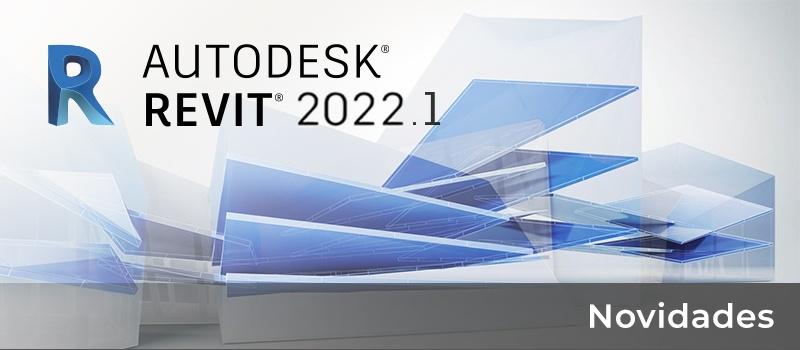 """A atualização do REVIT 2022 ou do REVIT LT 2022 para a versão 2022.1 já se encontra disponível - Se tem instalado o REVIT 2022 ou o REVIT LT 2022 já pode obter a sua atualização para a novíssima versão 2022.1 a partir da """"Aplicação de ambiente de trabalho Autodesk""""."""