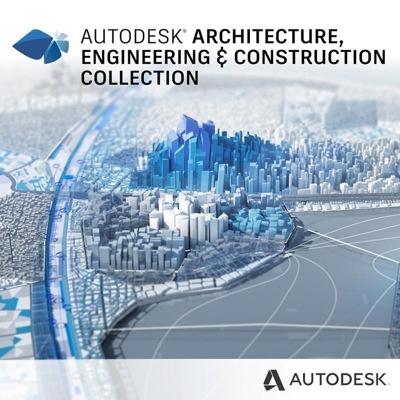 A Coleção da Autodesk para Arquitetura, Engenharia e Construção inclui um conjunto de tecnologias inovadoras e software essencial ao BIM para projetos de construção, infraestrutura civil e construção.