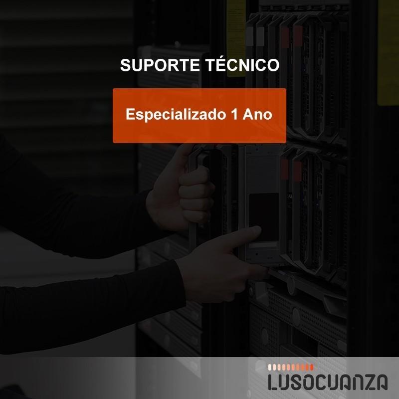 Instalação realizada por técnico certificado. Será efetuado um agendamento da intervenção com o cliente. Inclui suporte técnico até 3 Incidências/ano.                                                                                                   Este produto só pode ser adquirido com compra do software.