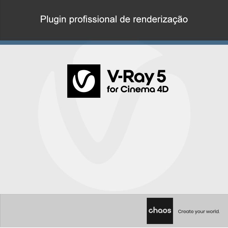 O V-Ray é o padrão da indústria para a renderização 3D fotorrealista. Com ferramentas inteligentes e recursos de renderização poderosos, o V-Ray foi desenvolvido para lidar com qualquer projeto com a combinação certa de velocidade e controlo criativo.