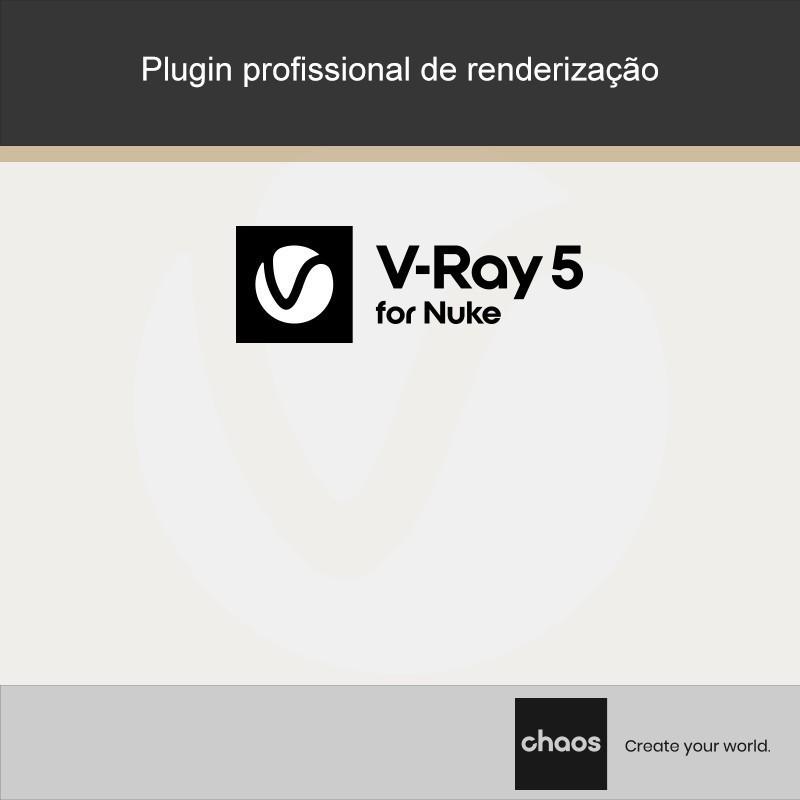 O V-Ray for NUKE introduz uma nova abordagem à Iluminação e composição, que integra a qualidade de render produção com ray trace no NUKE e NUKEX . Tire partido das capacidades de iluminação, shading e ferramentas do V-Ray dentro do NUKE.